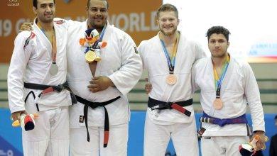 Photo de Jiu Jitsu : Seif Eddine Houmine décroche la médaille d'or à Seoul