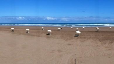 Photo de Casablanca: 1.700 kg de déchets plastiques collectés sur les plages «Lalla Meryem» et «Nahla»