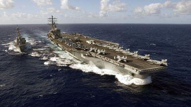 Photo de Manœuvres navales inédites entre les Etats-Unis et 10 pays d'Asie du Sud-Est