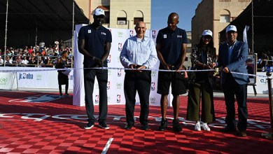 Photo de La NBA et le groupe OCP annoncent un partenariat pluriannuel