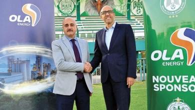 Photo de Les Verts renforcent leur sponsoring