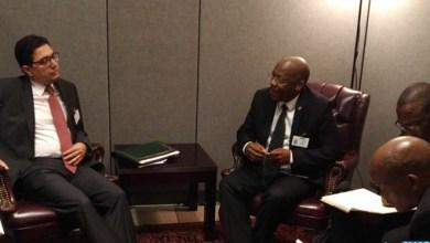 """Photo de Lesotho suspend toutes ses déclarations et décisions antérieures concernant la pseudo """"rasd"""""""