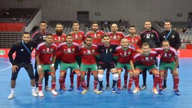 Photo de CAN Futsal 2020. Le Maroc champion !