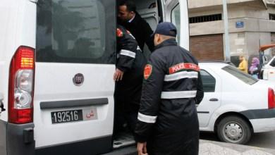 Photo de Accident et délit de fuite à Rabat : le conducteur arrêté