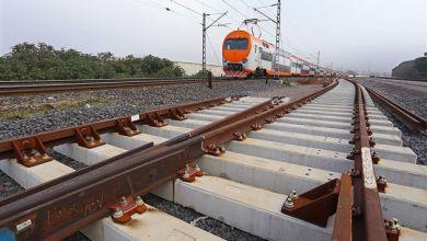 Photo de ONCF. Pourquoi le train s'est arrêté d'urgence entre Temara et Skhirat