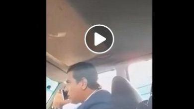 Photo de Après le buzz de la vidéo le montrant en train de négocier l'allègement d'une peine, la police arrête un «semsar»