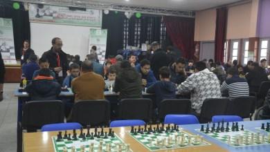 Photo de Open national des échecs : Les résultats complets