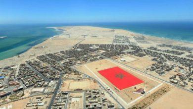 Photo de Sahara Marocain : Ouverture d'une plateforme Internationale de Défense et de Soutien