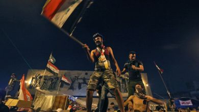 Photo de Un adolescent lynché et pendu par la foule à Bagdad