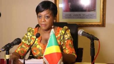 Photo de Bassin du Congo: Arlette Soudan-Nonault remercie le roi Mohammed VI