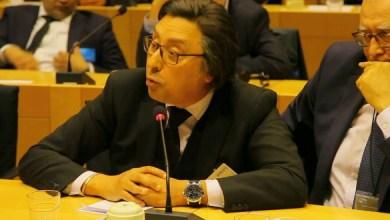 Photo de Parlement européen: Samir Addahre démonte les fausses thèses sur le Sahara marocain