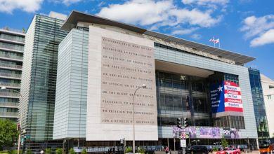 Photo de Le Newseum, musée de l'information de Washington, ferme ses portes