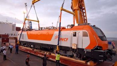 Photo de ONCF reçoit la 1ère locomotive électrique «nouvelle génération»