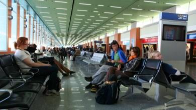 Photo de Coronavirus. Mesures de prévention plus strictes à l'aéroport Mohammed V