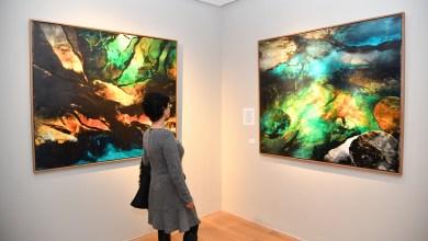 Photo de Moa et Kim Bennani exposent à la Galerie Banque Populaire