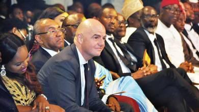 Photo de CAF-FIFA. Partenariat maintenu