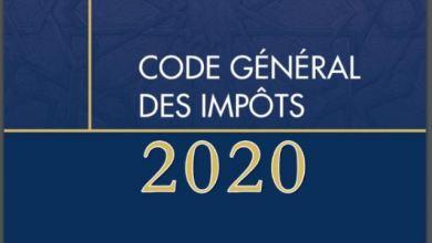 Photo de Code général des impôts. Le détail des dispositions 2020