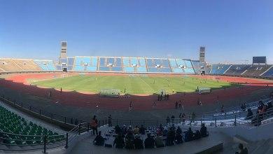 Photo de Fès. Le stade Hassan II rouvre ses portes