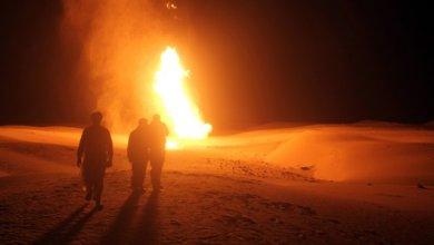Photo de Égypte: attaque à l'explosif contre un gazoduc dans le Sinaï
