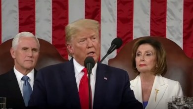 Photo de USA. Acquitté, Trump promet une réaction » formelle»