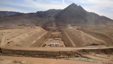 Photo de Le plus grand des barrages du Sud avance bien