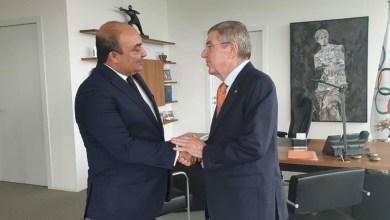 Photo de Comité international olympique. La Fondation Mohammed VI des champions sportifs désormais partenaire