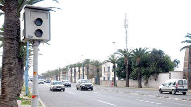 Photo de De nouveaux radars sur les routes du Maroc