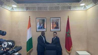 Photo de Consulat ivoirien à Laâyoune. La Côte d'Ivoire barre la voie aux polémiques