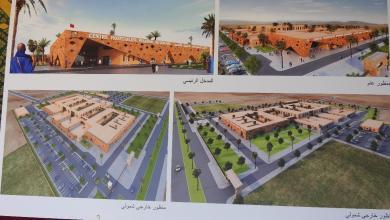 Photo de Futur hôpital régional de Guelmim, le plus grand au Maroc en termes de capacité litière