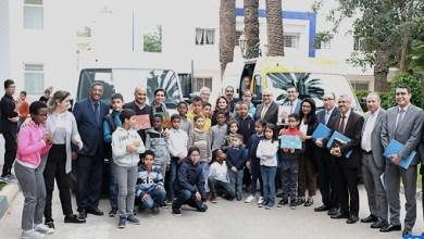Photo de La princesse Lalla Zineb reçoit le président de la Fondation Renault-Maroc