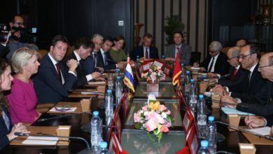 Photo de El Malki: «Le Maroc est souverain et ne permet aucune ingérence dans ses affaires internes»