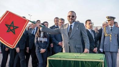 Photo de Le roi lance les travaux de l'hôpital psychiatrique d'Agadir