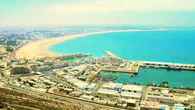 Photo de Agadir. Le projet de théâtre change d'emplacement