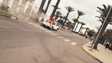 Photo de Coronavirus: Casablanca stérilise ses infrastructures (images+vidéo)