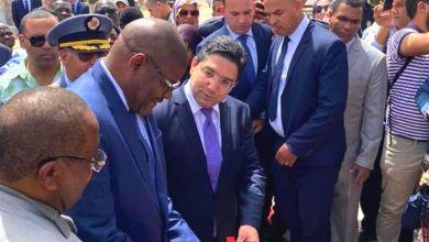 Photo de Le Libéria inaugure son consulat à Dakhla