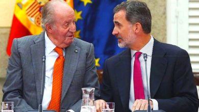 Photo de Espagne: coup de tonnerre dans la maison royale