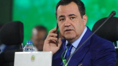 Photo de CAF: Le SG Mouad Hajji démisionne