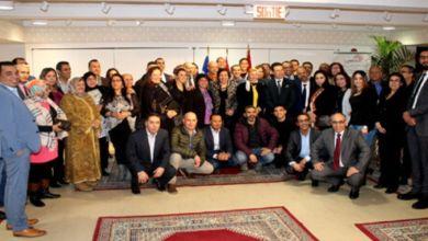 Photo de Développement économique. El Ouafi veut impliquer la diaspora marocaine au Canada