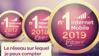 Photo de Et de 3, inwi sacré «Meilleur réseau internet mobile au Maroc»