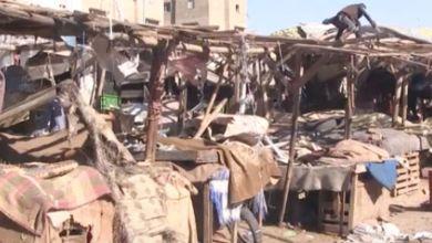 Photo de Casablanca: le marché anarchique de Hay Moulay Rachid démantelé