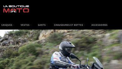 Photo de La Boutique Moto, premier site en ligne marocain pour motards