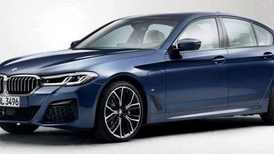 Photo de BMW Série 5. Passage réussi par la case restylage