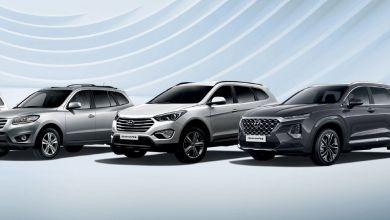 Photo de Hyundai Santa Fe. 20 ans d'évolution