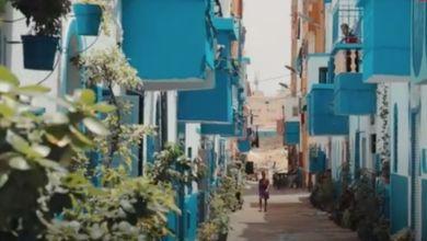 Photo de Lissassfa: un quartier métamorphosé par ses habitants aux couleurs du Nord du Maroc