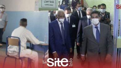 Photo de Oukacha : les détenus passent le Bac en présence d'Amzazi (Vidéo)
