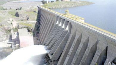 Photo de Ressources hydrauliques : les barrages bien remplis