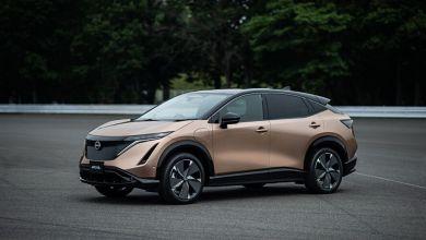 Photo of Nissan Ariya : comme un Qashqai mais 100% électrique