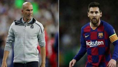 Photo de Zidane commente les rumeurs sur le départ de Messi