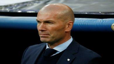 Photo de Real Madrid: Zidane sur le départ