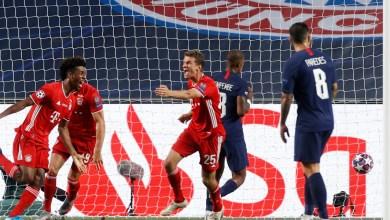 Photo de Revivez la victoire du Bayern face au PSG (VIDEO)